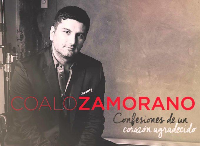 """Coalo Zamorano canta a Dios: """"Sigo Enamorado"""""""