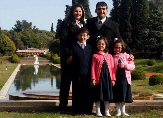Tragedia en Rosario: muere familia pastoral en accidente de transito