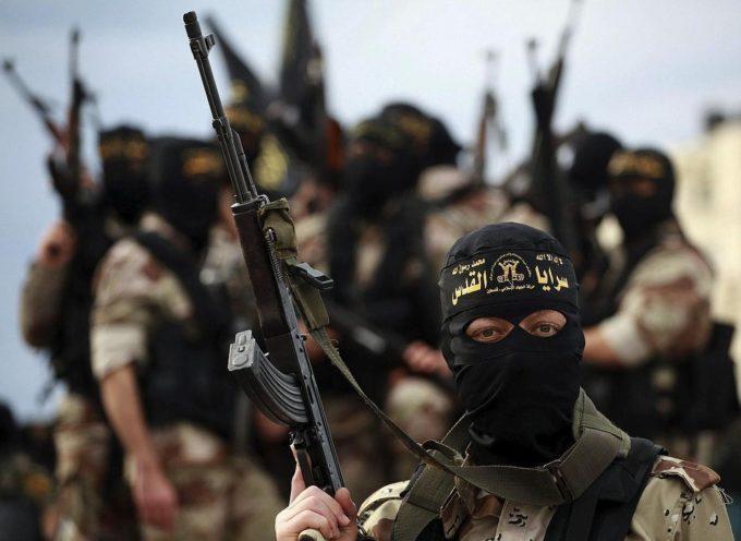Terroristas islámicos preparan una nueva guerra contra Israel
