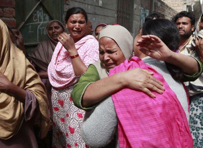 Ataque con bombas a dos iglesias en Pakistán