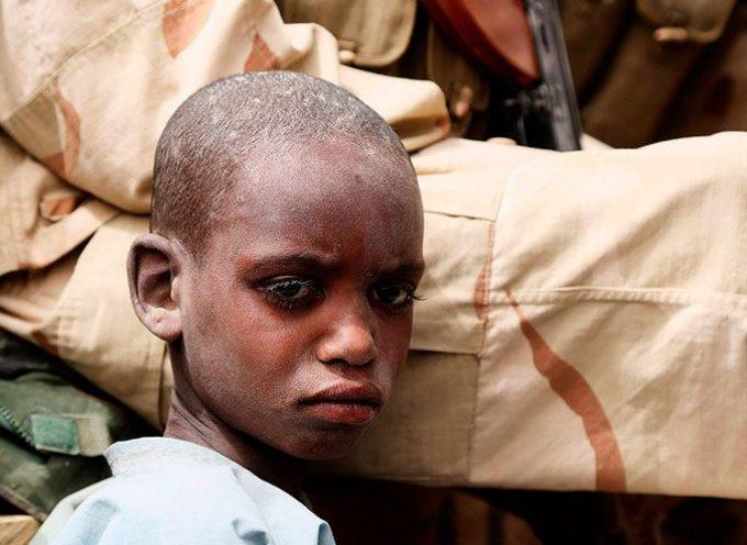 Niños rescatados de Boko Haram no recuerdan su propio nombre