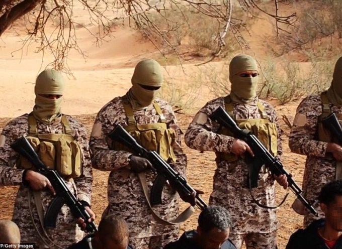 ISIS Ejecuta decenas de cristianos etíopes en Libia
