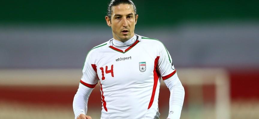 Un cristiano, capitán del equipo de fútbol de Irán