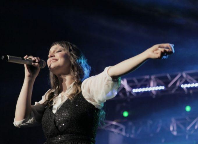 Christine D'Clario hizo historia grabando el Álbum Eterno Live