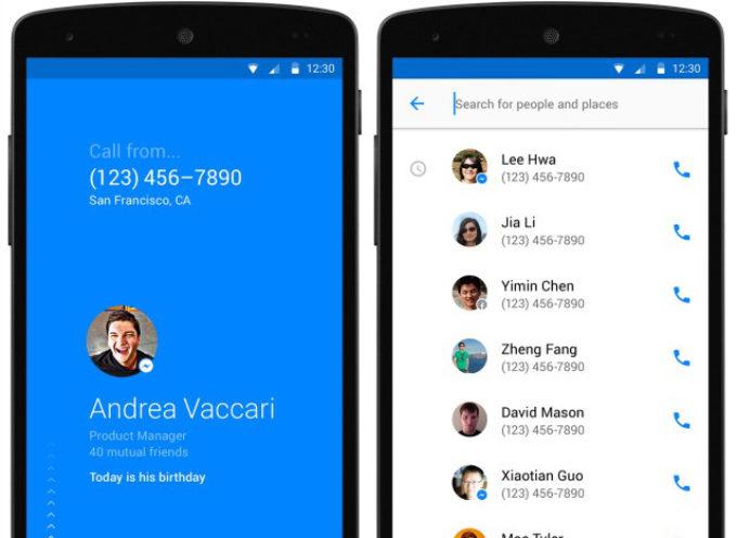 Facebook Hello, una novedosa app para realizar llamadas