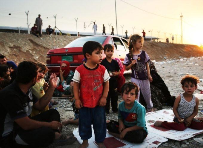 """""""Los niños en Irak piensan qué van a decir cuando sea su turno de ser degollados"""""""