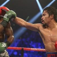 Pacquiao 'ofrece la otra mejilla' a Mayweather