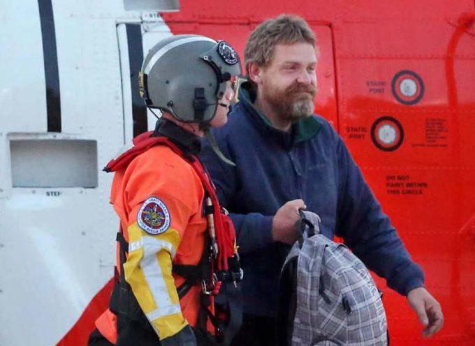 Naúfrago sobrevive 66 días  en el Atlántico con su Biblia y una manta