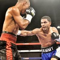 Boxeador cristiano se prepara para el título mundial