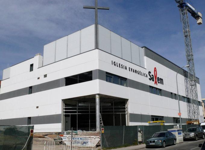 El pastor Marcos Vidal inaugurara su nuevo templo