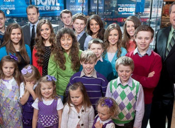Suspenden un reality show sobre familia cristiana por escándalo de abuso infantil