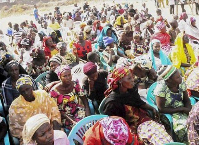 Rehenes alaban a Dios tras ser rescatados de Boko Haram