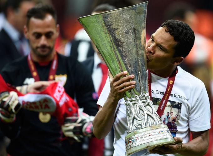 """Bacca, héroe de la Europa League: """"Se lo dedico a Dios"""""""