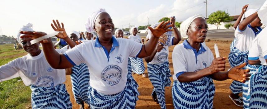 Liberia, libre de ébola, lo celebra y agradece a Dios