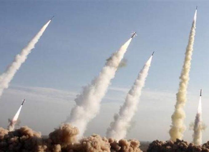 Irán amenaza con lanzar 80,000 misiles a Israel