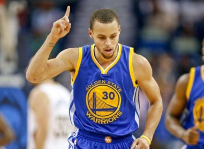 """Stephen Curry, mejor jugador de la NBA: """"Soy un servidor de Dios"""""""
