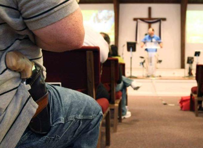 Ministro pide a pastores que consigan armas de fuego para proteger a los feligreses