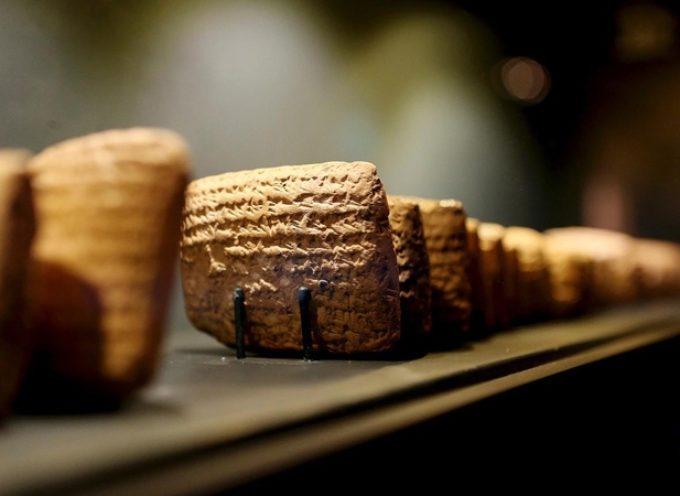 Antiguas tablillas confirman relato bíblico del exilio judío en Babilonia