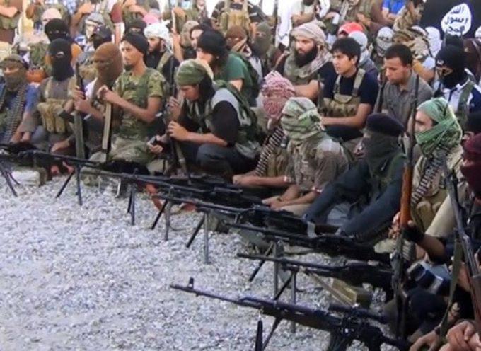 Estado Islámico recluta 1.100 niños