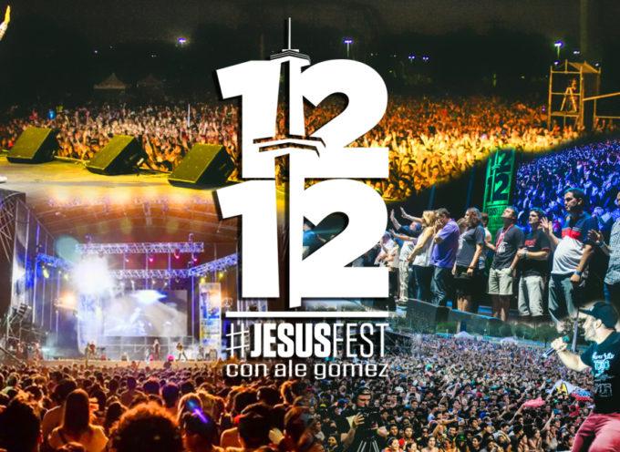 El exito de Jesús Fest en Tecnopolis causó inquietud en las redes sociales