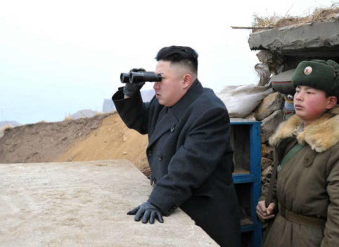 Tensión de guerra entre Corea del Norte y del Sur