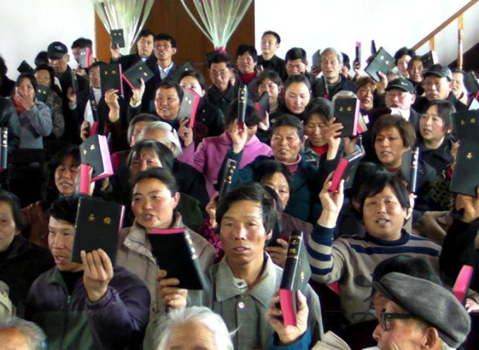 La expansión del cristianismo atemoriza al gobierno de China