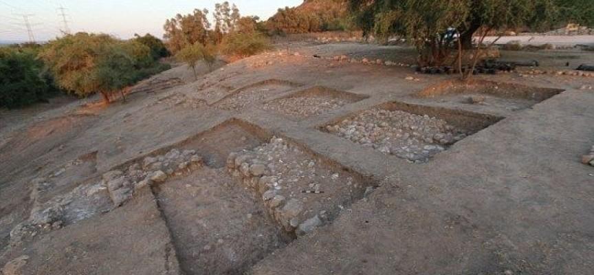 Arqueologos hallan la puerta de Gat, ciudad de Goliat