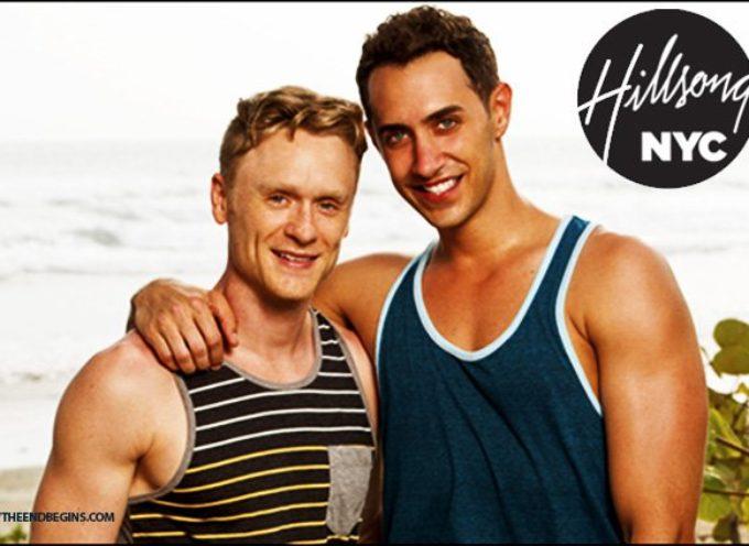 Pareja gay son ministros de alabanza en Iglesia Hillsong de Nueva York?