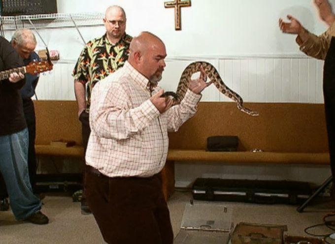 Muere manipulador de serpiente pentecostal tras ser por mordido en la Iglesia