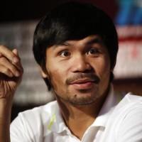 "Manny Pacquiao: ""Dios me ayudó a recuperarme de mi lesion"""