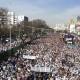 Miles de costarricenses en Marcha Para Jesús tras 16 años de inactividad