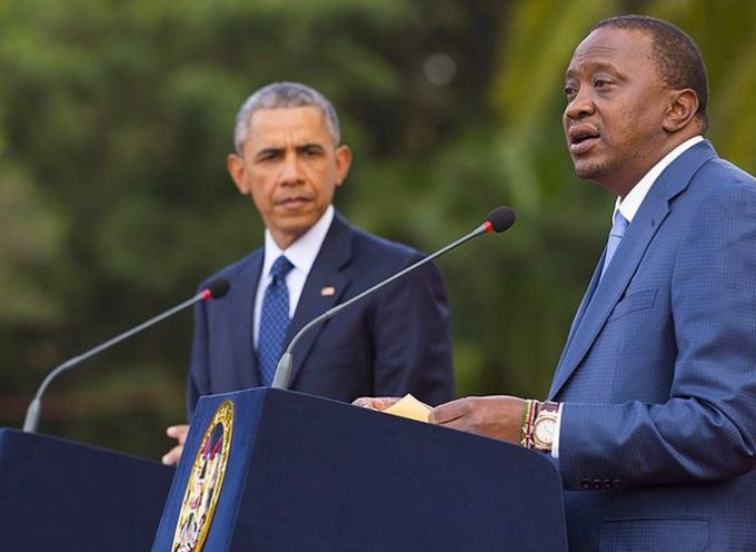 Presidente de Kenia advierte a Obama que su país no promoverá la homosexualidad