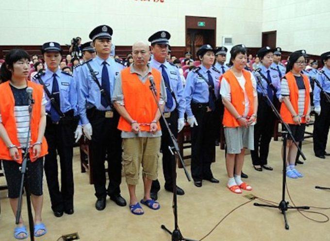 Encarcelan a 14 miembros de secta que cree que Jesús reencarnó en una mujer china