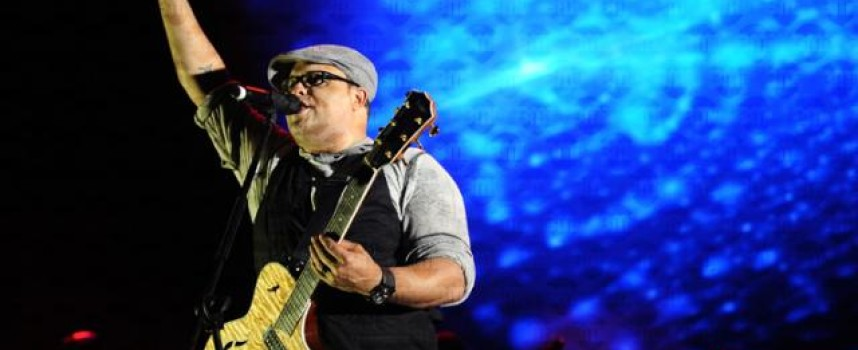 "Israel Houghton presenta nuevo álbum ""Covered: Alive in Asia"""