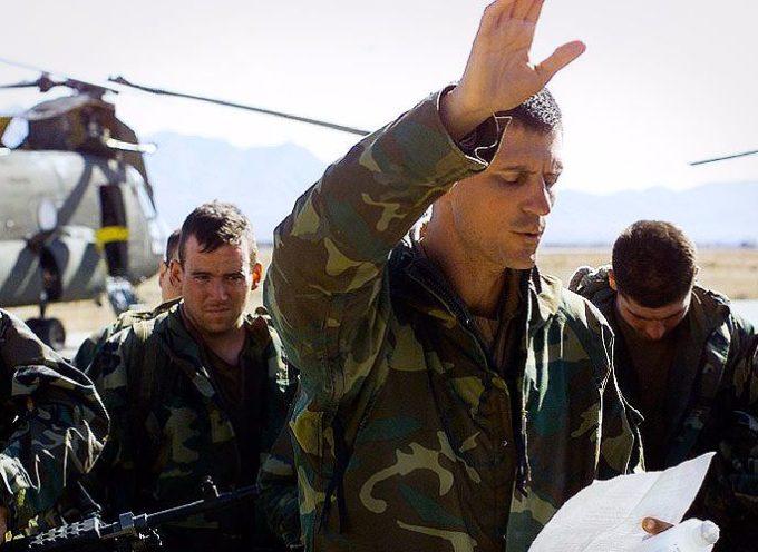 España permite apoyo de líderes evangélicos en las fuerzas armadas
