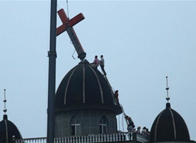 Reconocido abogado cristiano es detenido en China por defender el evangelio