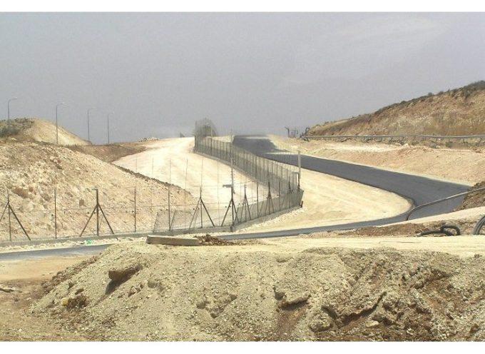El temor que ISIS ocupe Jordania impulsa a Israel a construir valla en la frontera oriental
