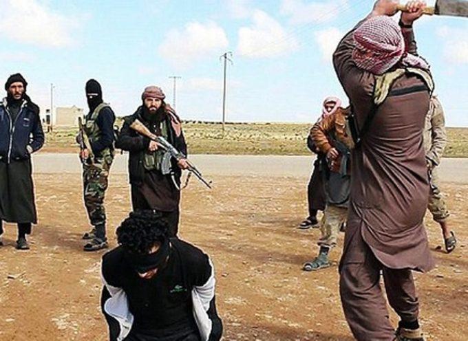 Atrocidades de ISIS: usa iglesias como cámaras de tortura