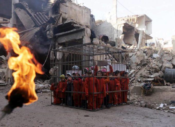 Estado Islámico pide 12 millones de dólares por la vida de 180 cristianos