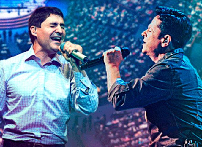"Danilo Montero con Marcos Vidal cantan ""Tu Gloria es la Razón"""