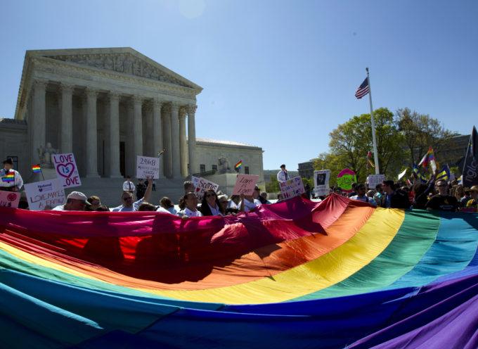 EE.UU. desea revocar resolución de matrimonio gay por temor de juicio de Dios