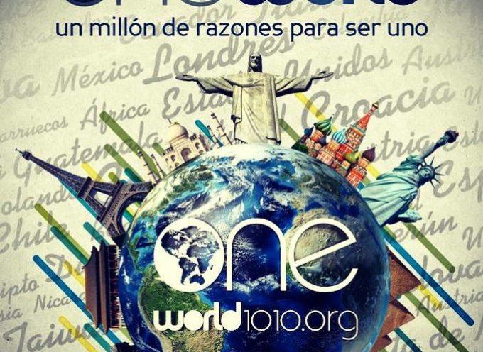 """""""One World"""" comenzó en mil ciudades del mundo"""