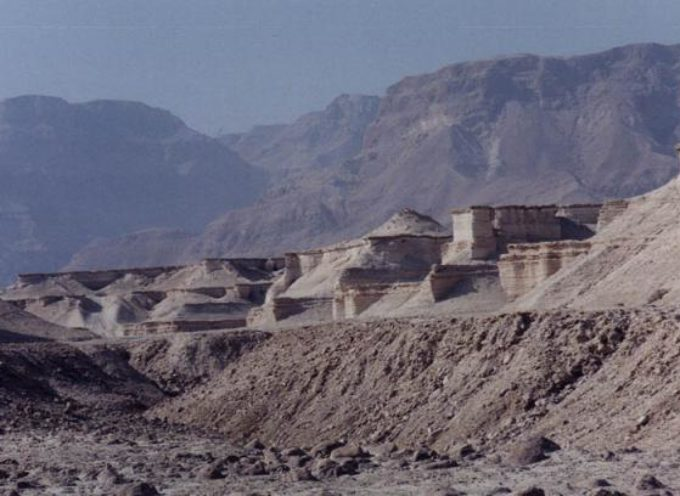 Arqueólogos descubren antiguas ruinas de Sodoma y Gomorra