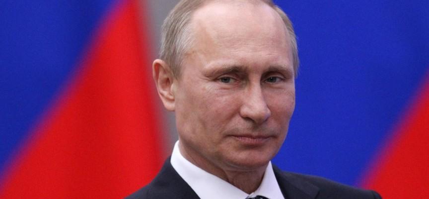 """Putin: """"Perdonar a los terroristas es cosa de Dios, pero mandarlos con él es cosa mía"""""""