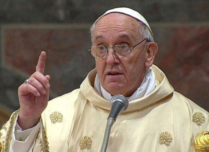 """Francisco afirma su plan ecuménico: """"Debemos unir a los cristianos y todas la religiones con los musulmanes"""""""