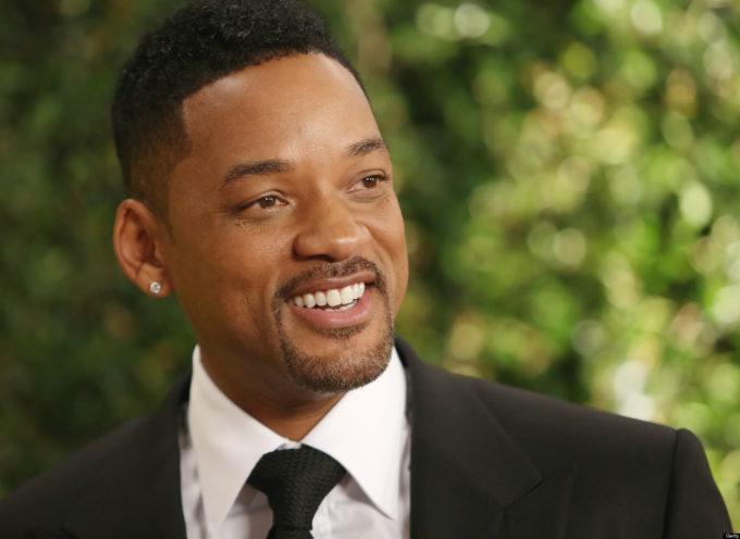 """Will Smith es tocado por Dios en el set de la película """"Conmoción Cerebral"""""""