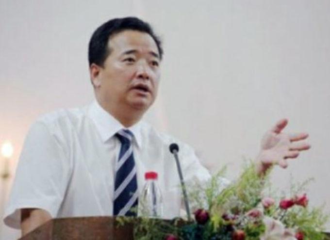 Detenido pastor de la iglesia cristiana más grande de China
