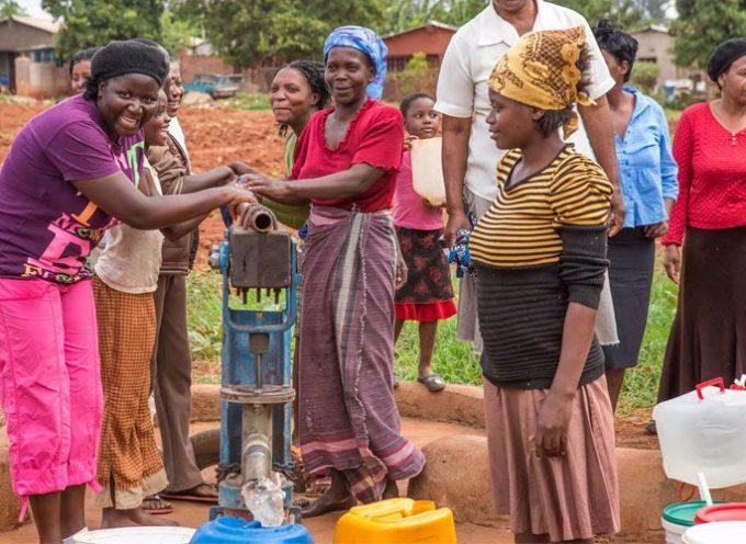 Zimbabwe: El agua que brota de la tierra seca