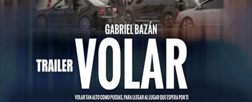 """Gabriel Bazán presento su videoclip """"Volar"""""""
