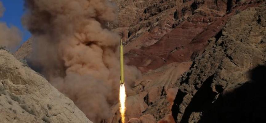 "Irán lanza misiles con inscripción: ""Israel debe desaparecer"""